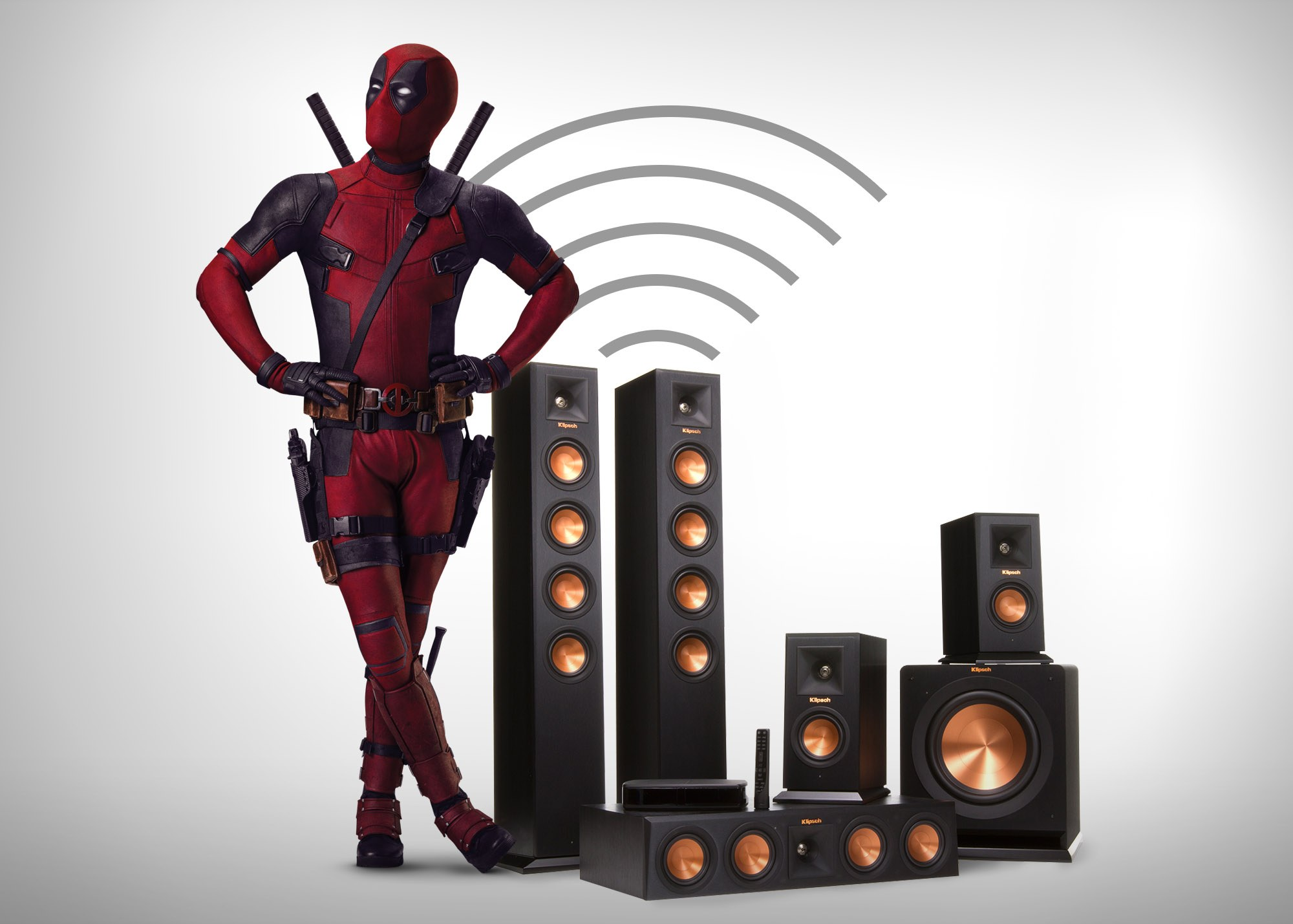 Deadpool Website Hd Wireless
