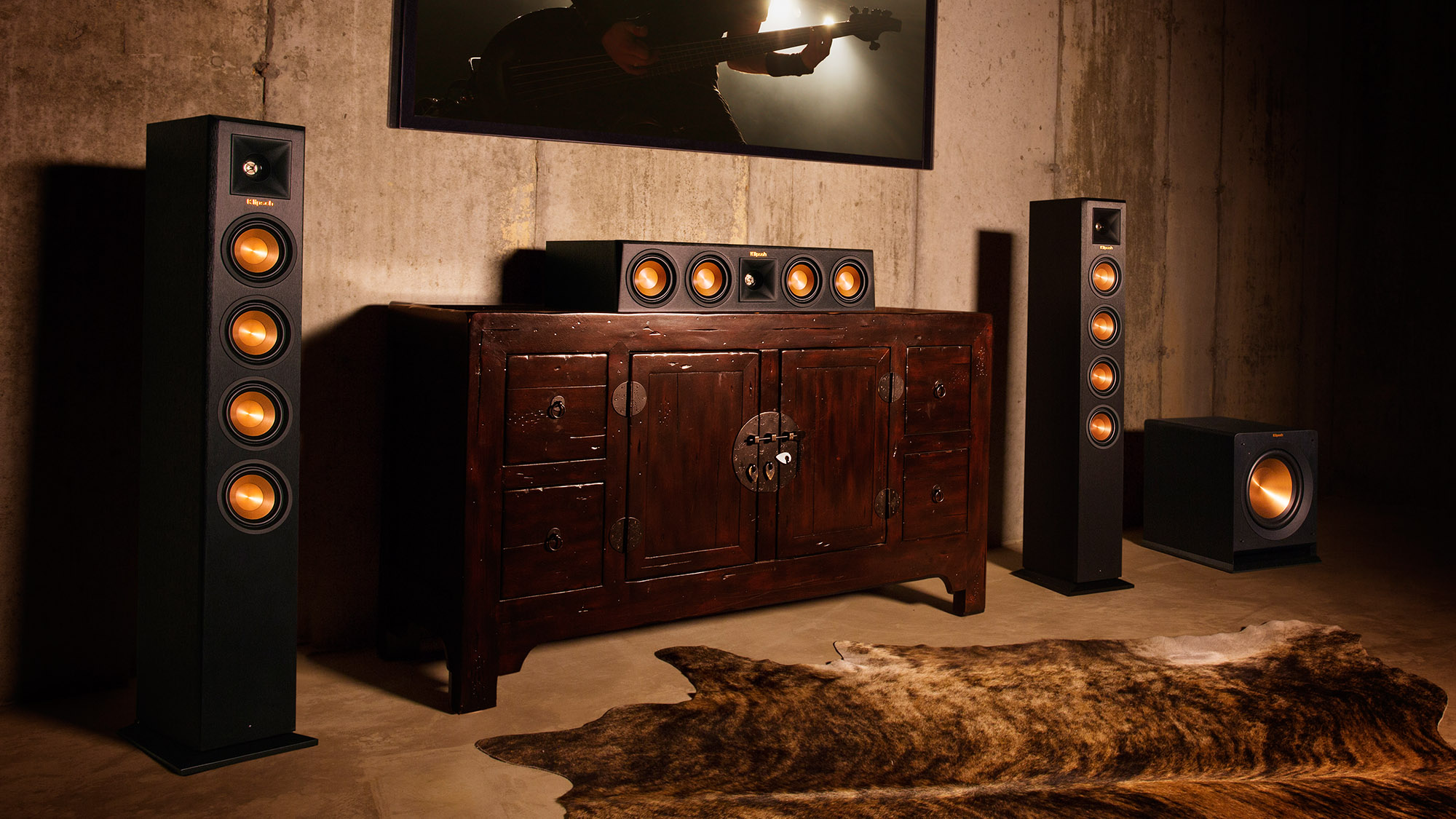 Home Audio Amp Stereo Klipsch