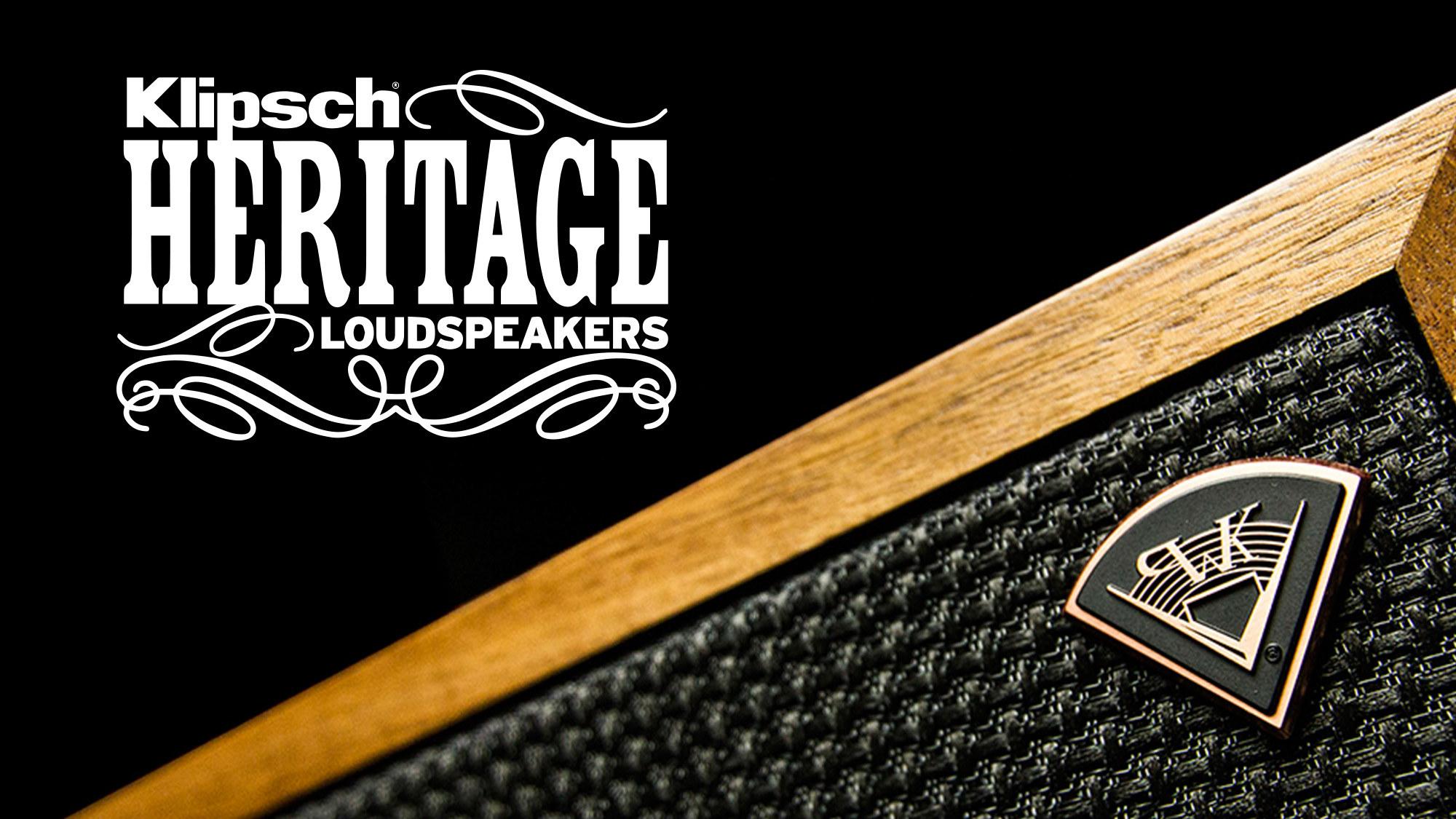 Heritage Series Speakers Klipsch