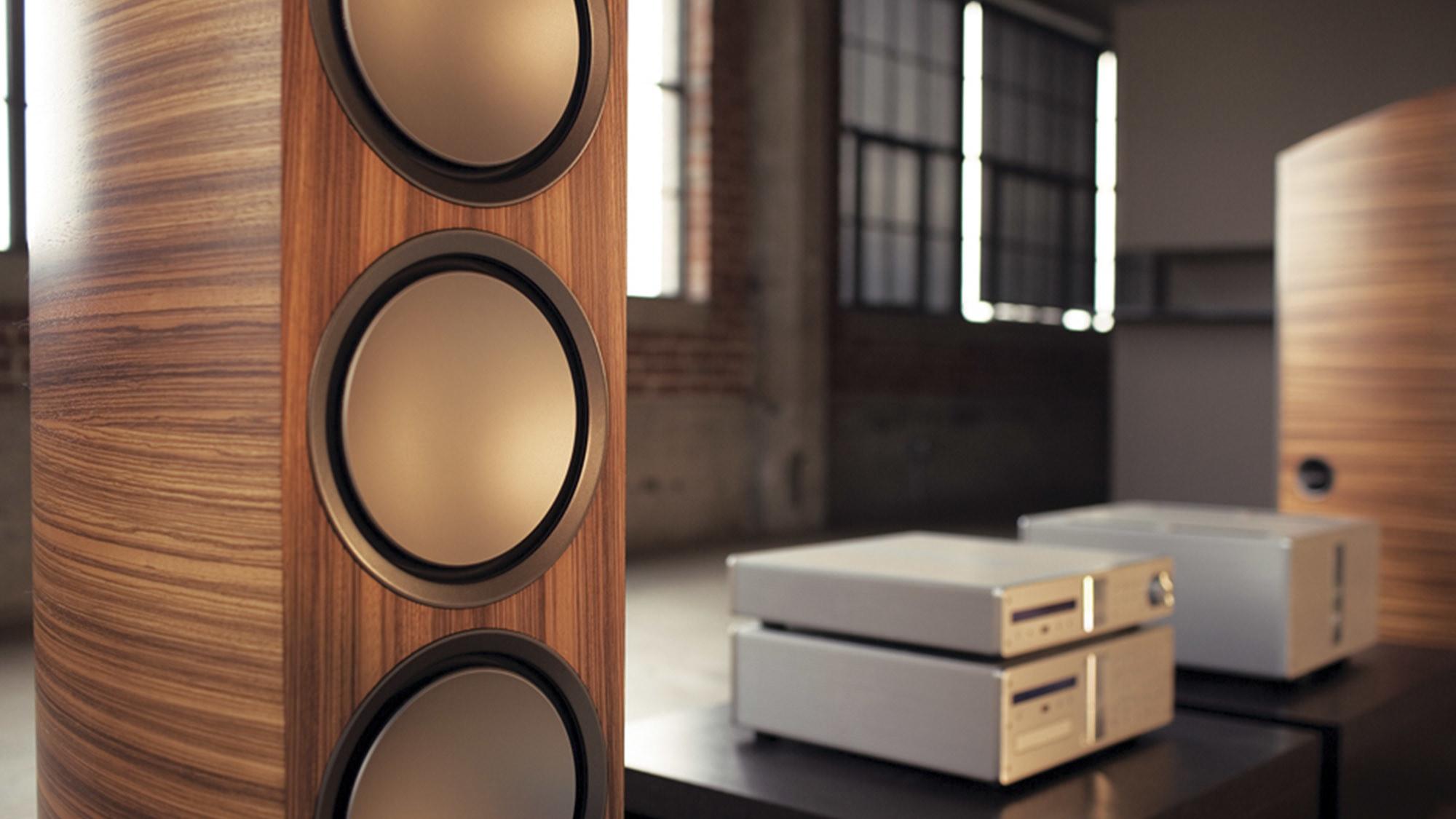 Klipsch  Palladium  Series  Floorstanding 1