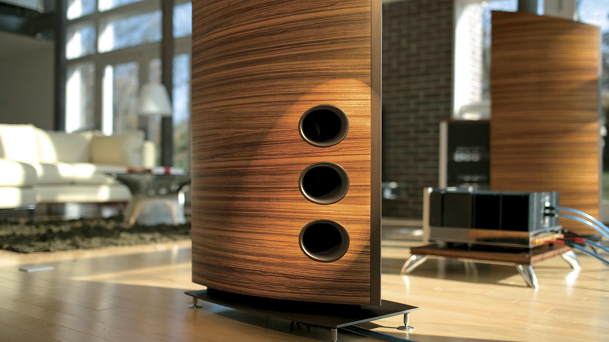 Klipsch  Palladium  Series  Floorstanding 2