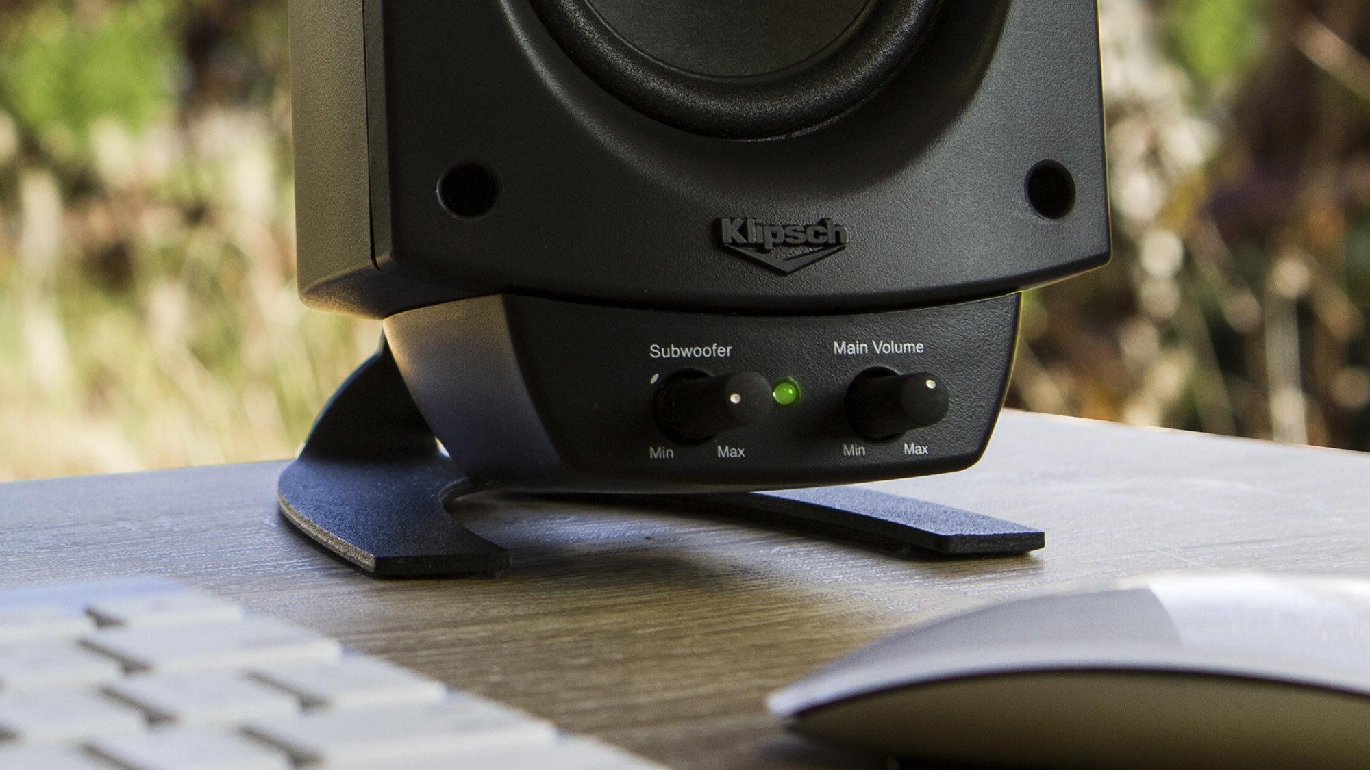 Klipsch  Pro Media  Control  Pod