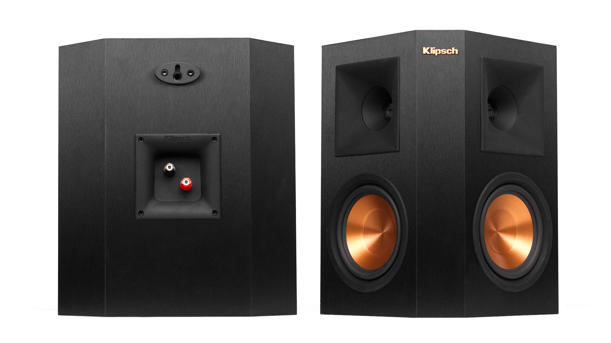 Klipsch  Reference  Premiere  Center  Surround  Sound  Speakers  Design