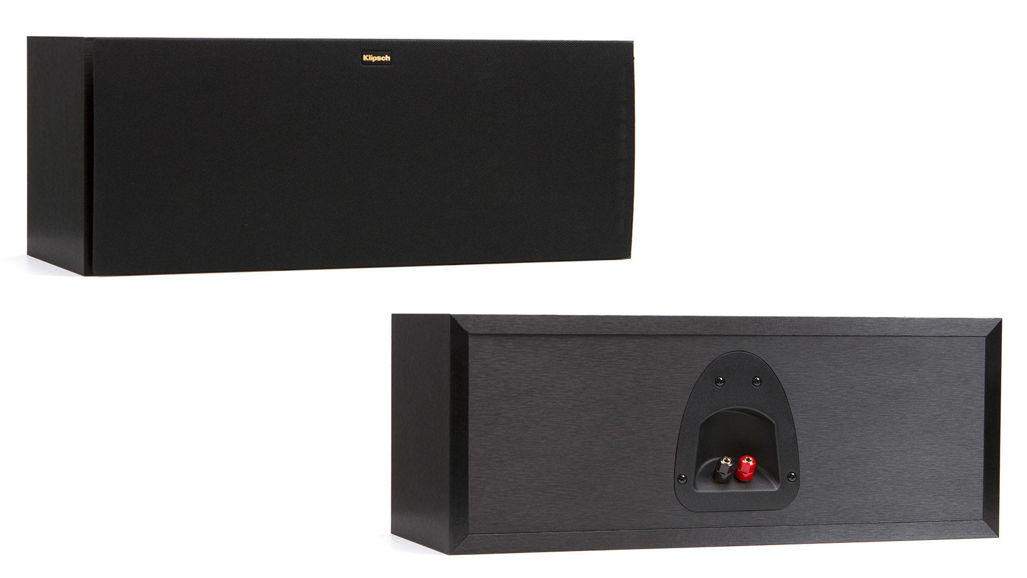 Klipsch Reference-Reihe Center-Lautsprecher Gitter Rückseite
