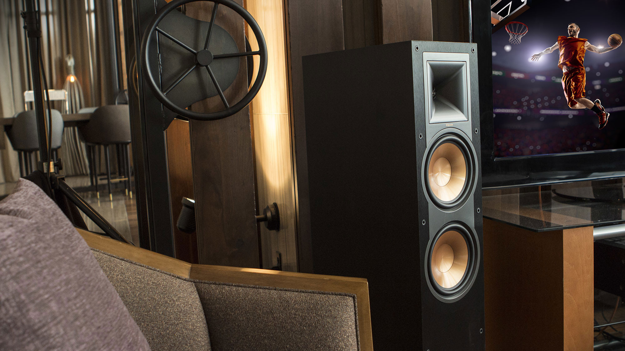 Klipsch Reference Series Lifestyle March