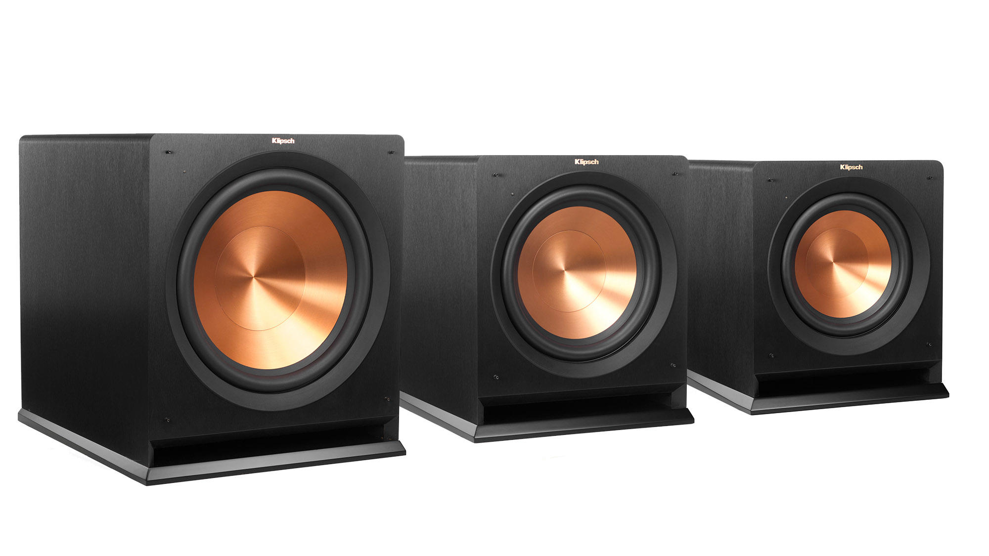 Klipsch  Reference  Subwoofers  New  Reference  Series