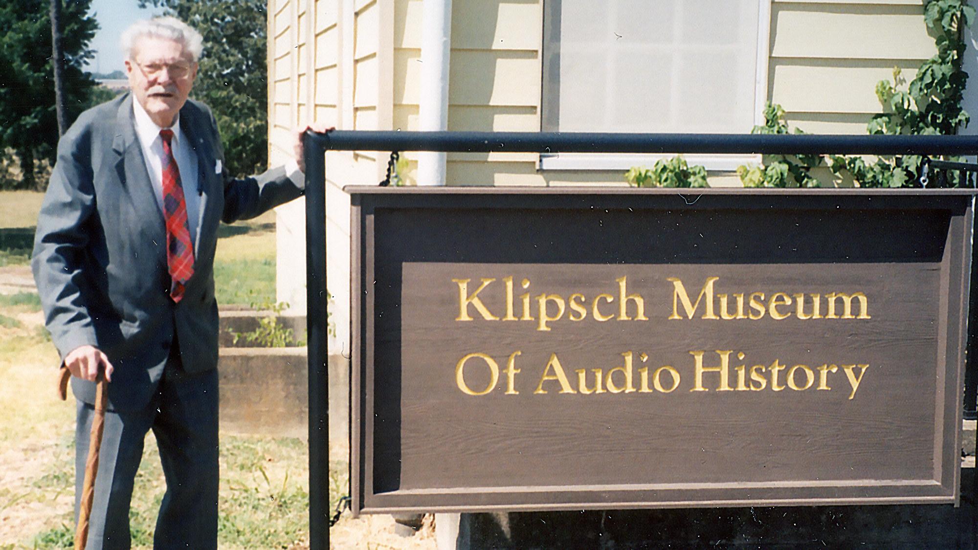 Das Klipsch-Museum der Audiogeschichte