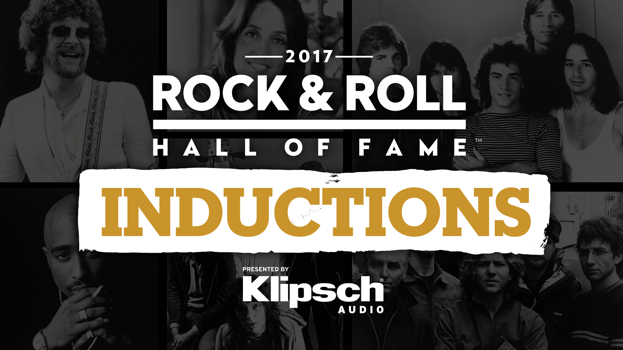 Rock Hall 2017 Induction Sweepstakes Lock Up