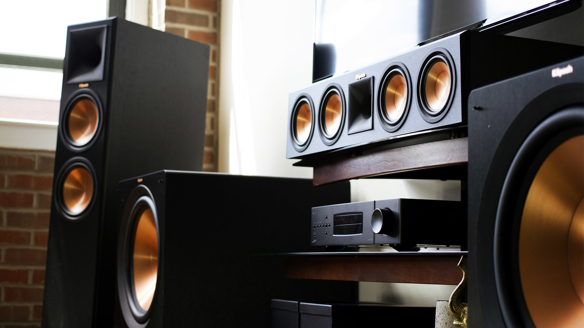 sound system with subwoofer. klipsch home theater systems sound system with subwoofer s