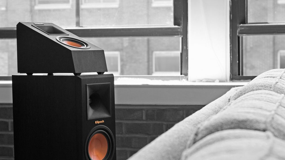 Klipsch  Reference  Premiere  Bookshelf  Speakers  Atmos