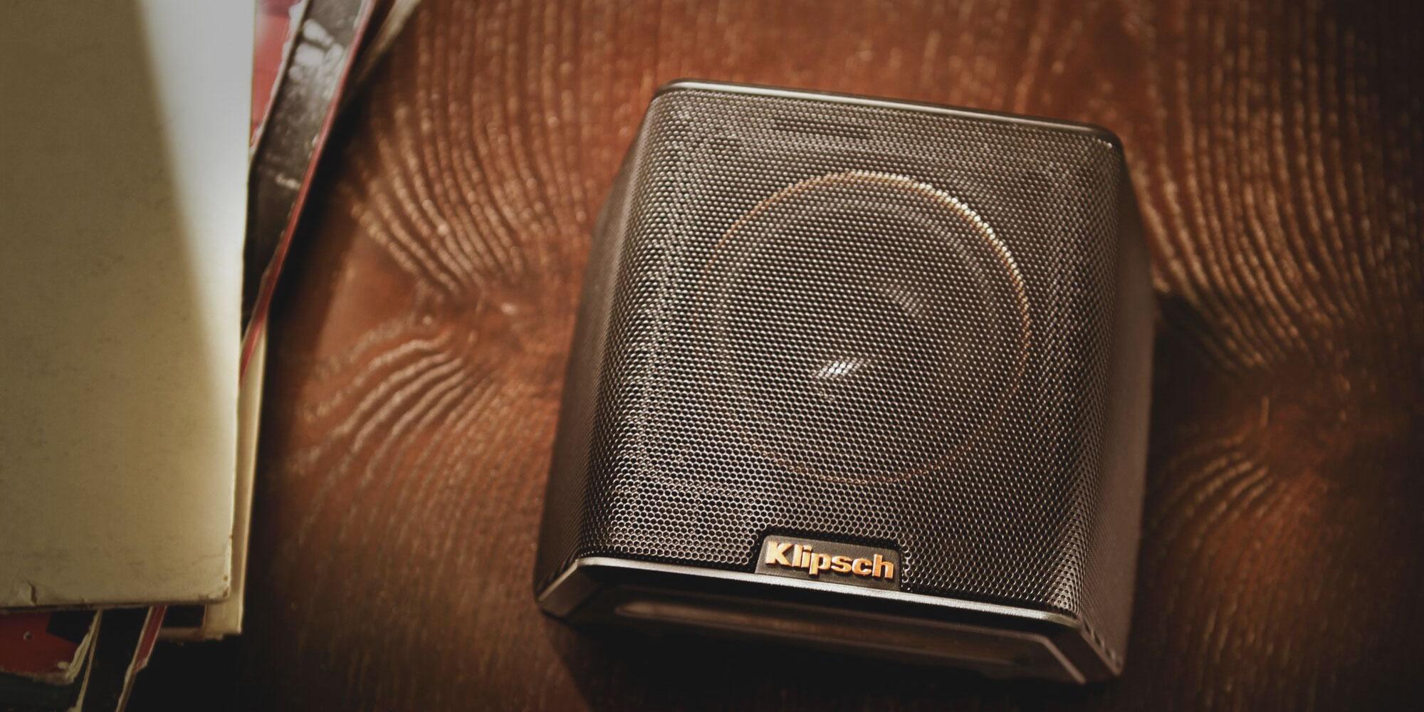 Bluetooth Speaker Groove