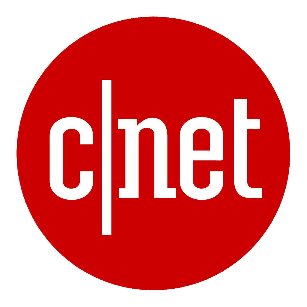 Cnet 徽标透明