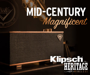 Klipsch Heritage Wireless Email Signature