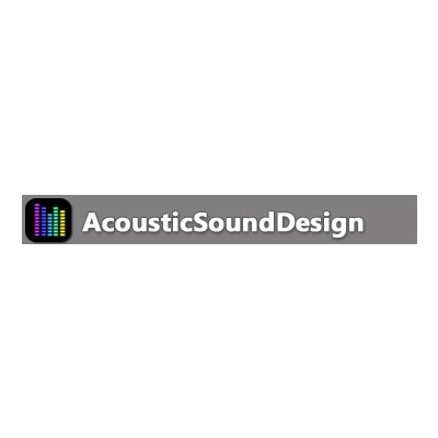 Reference Logos Acoustic Sound Design