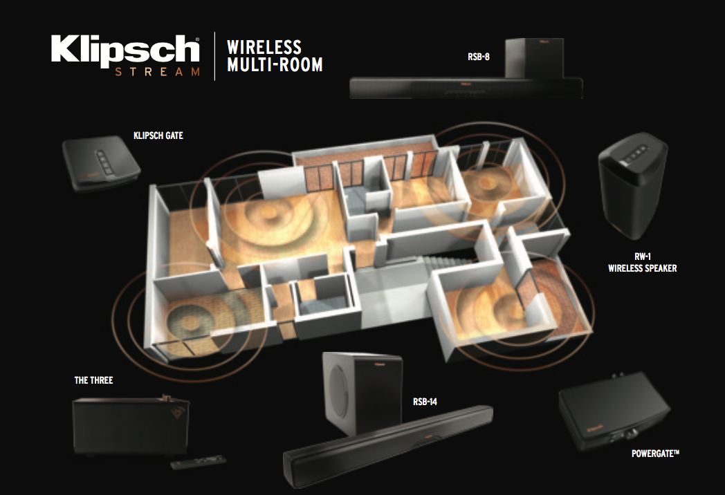 Wireless Multi Room