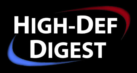Logo Noir High Def Digest