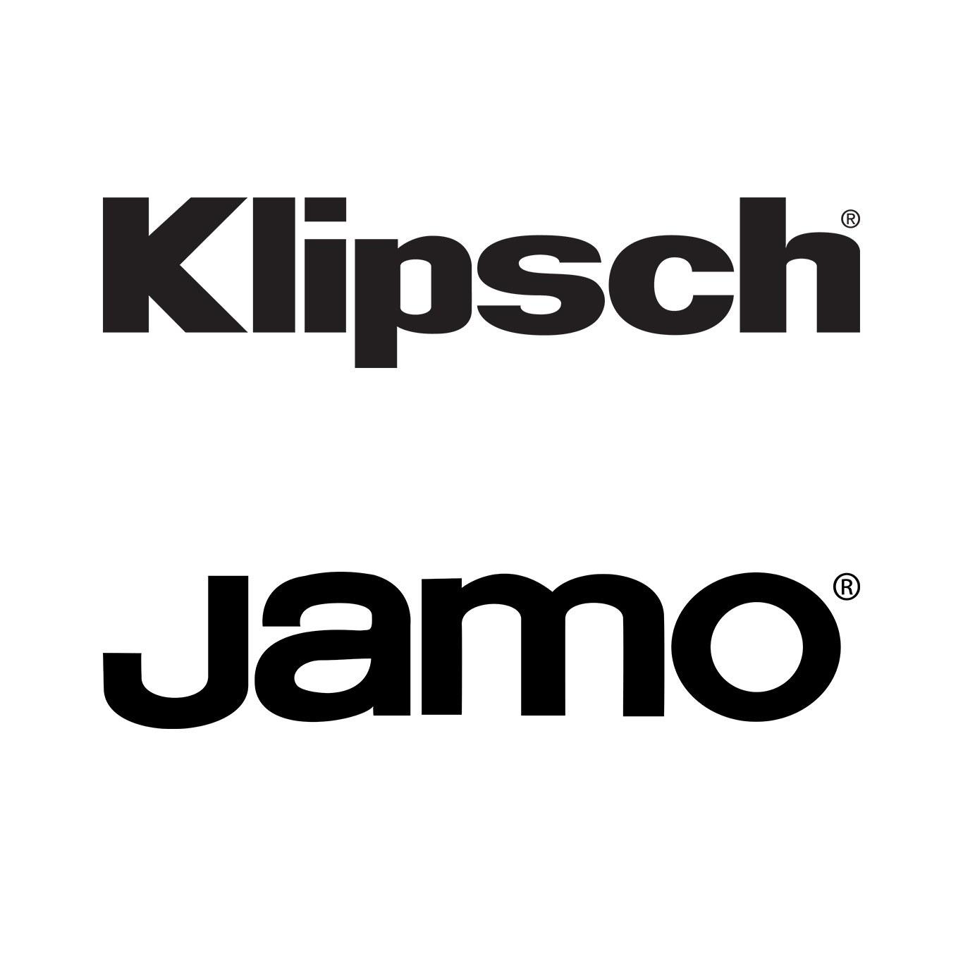 Klipsch Jamo Logos