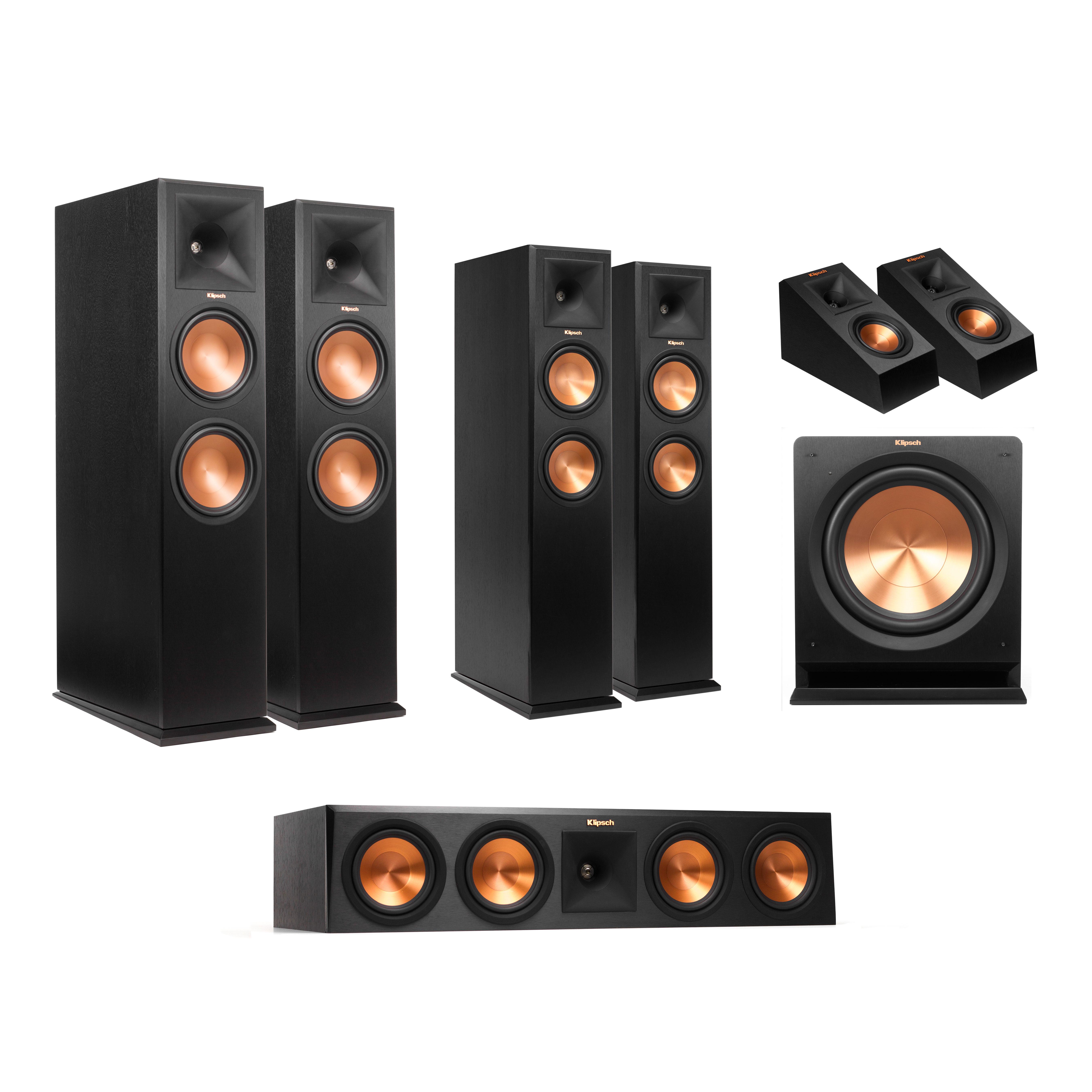 RP-280 Vinyl 5.1.4 Dolby Atmos®