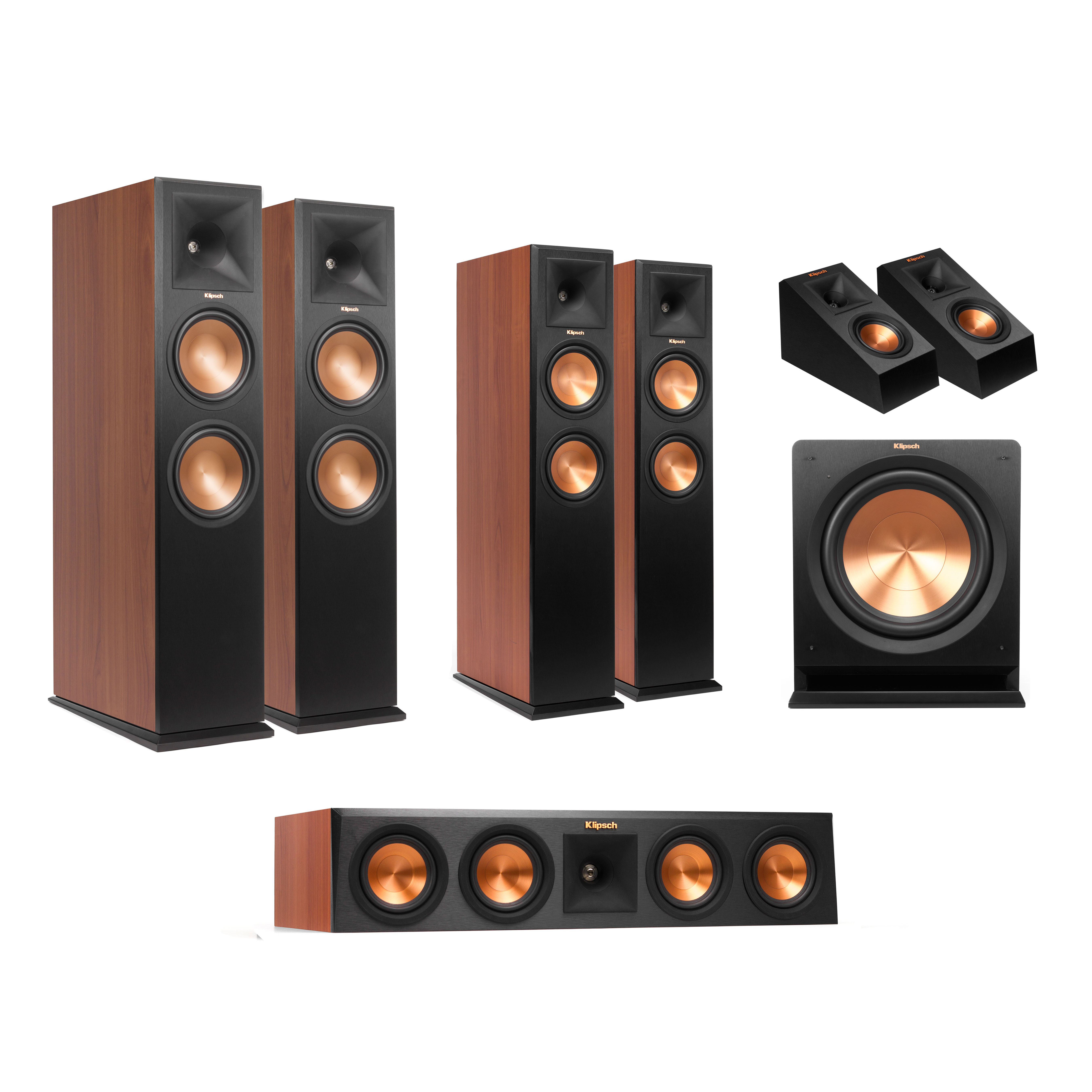 Dolby Atmos 174 Home Theater Systems Klipsch 174
