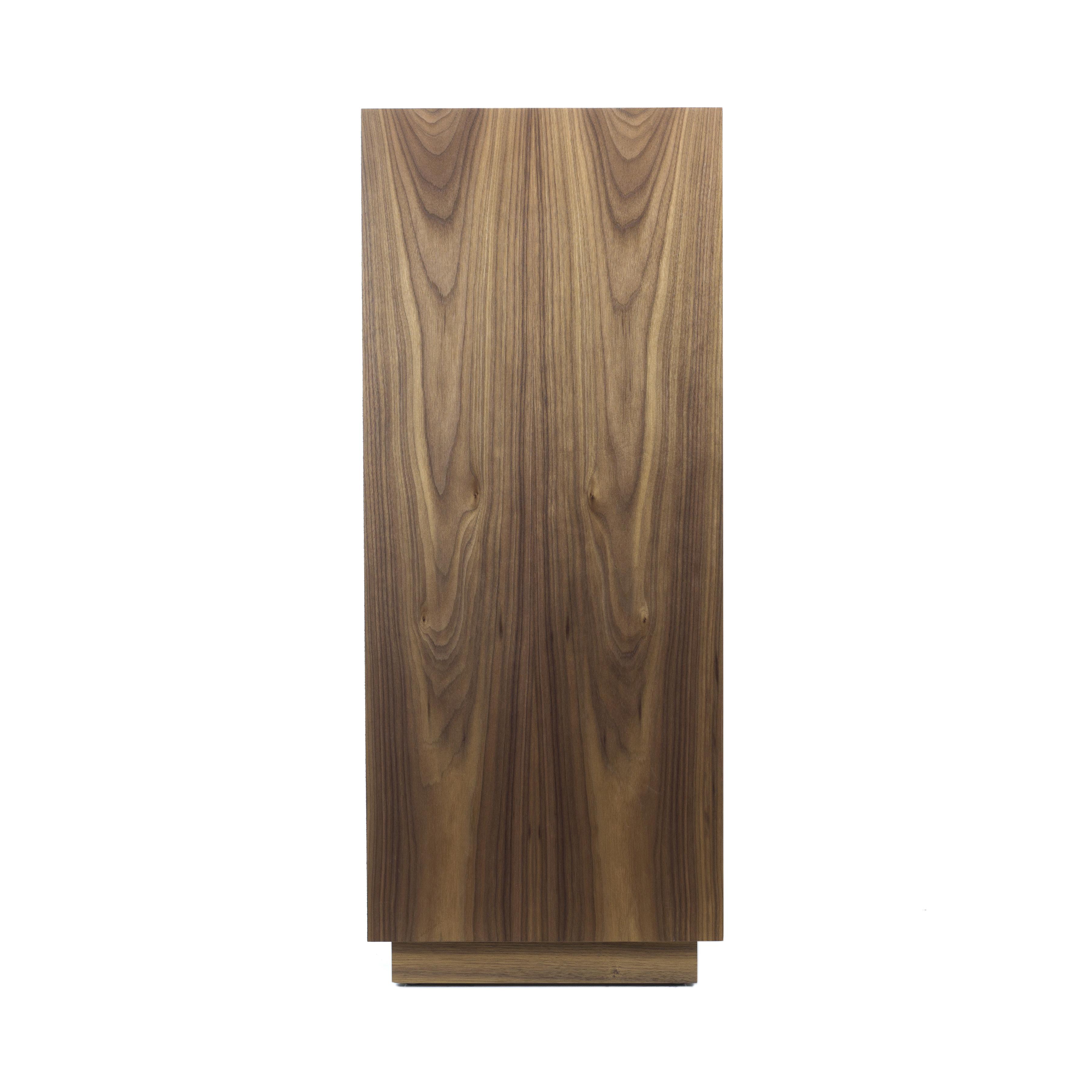 樱桃木或胡桃木胶合板饰面