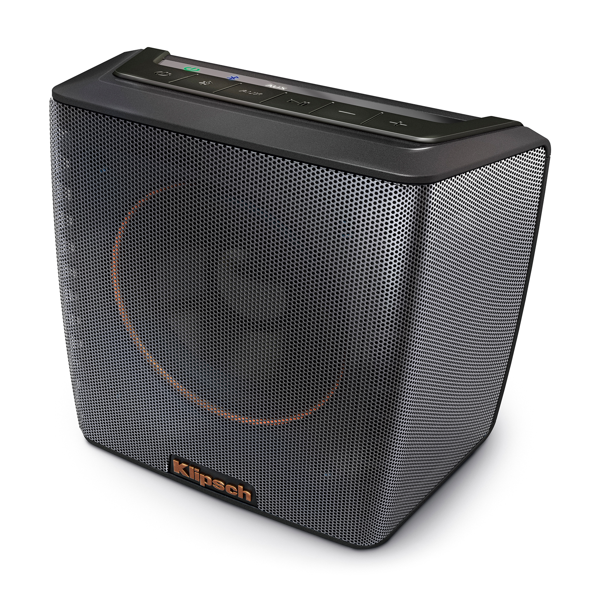 Groove Bluetooth Speaker | Portable & Rechargeable