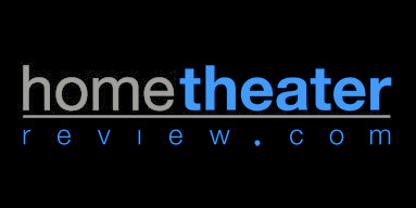 Home Theater Review Logo White