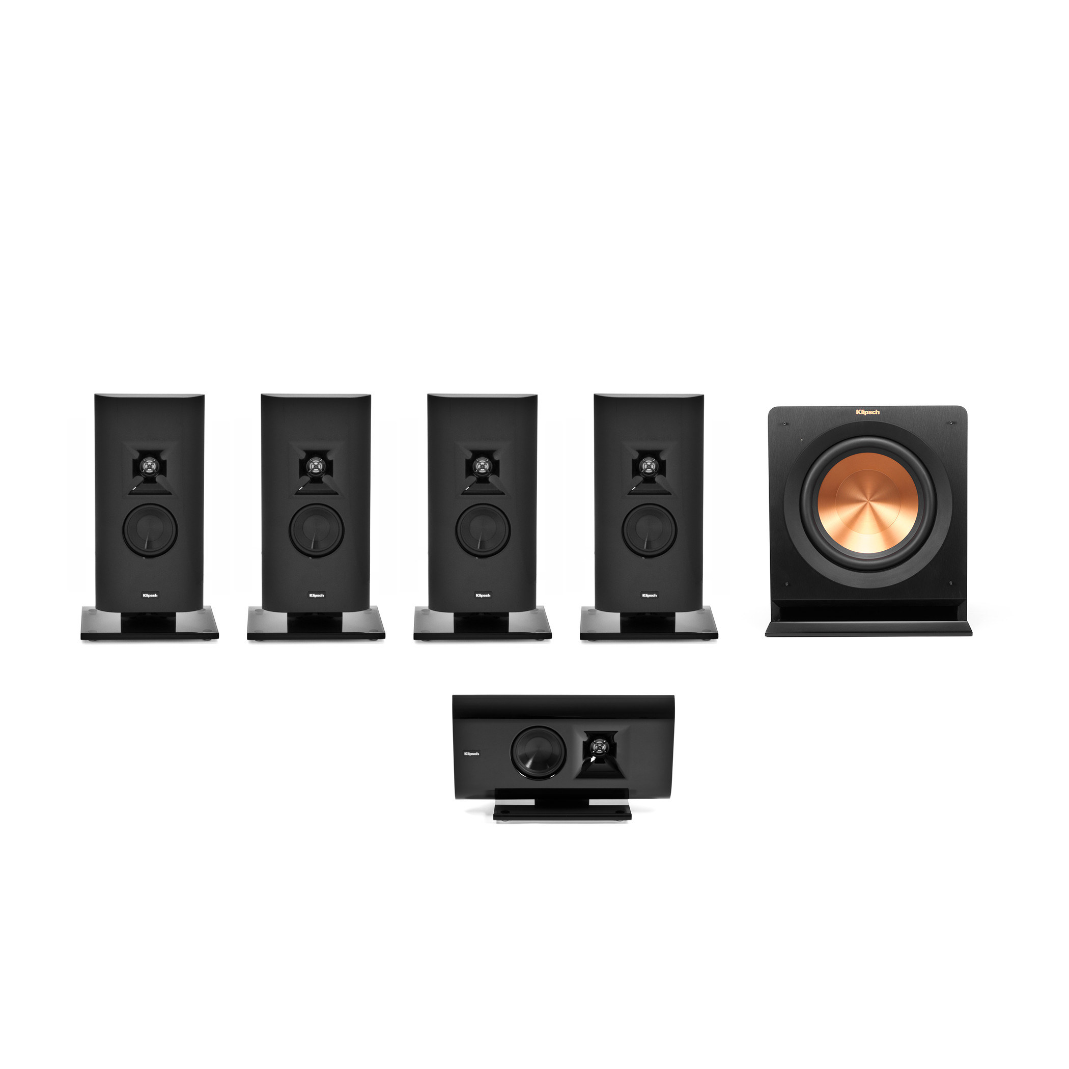 Klipsch  Gallery  G 12  Home  Theater  System