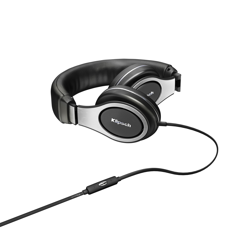 reference on ear headphones klipsch
