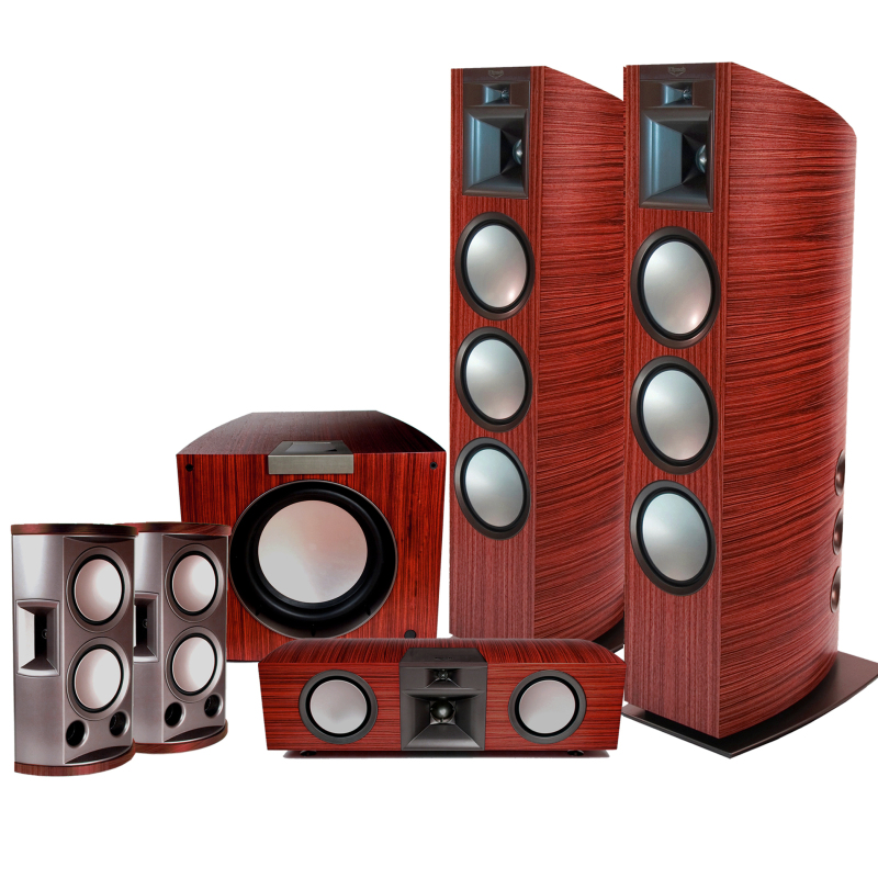 Palladium  P 39 F  Home  Theater  System  Merlot