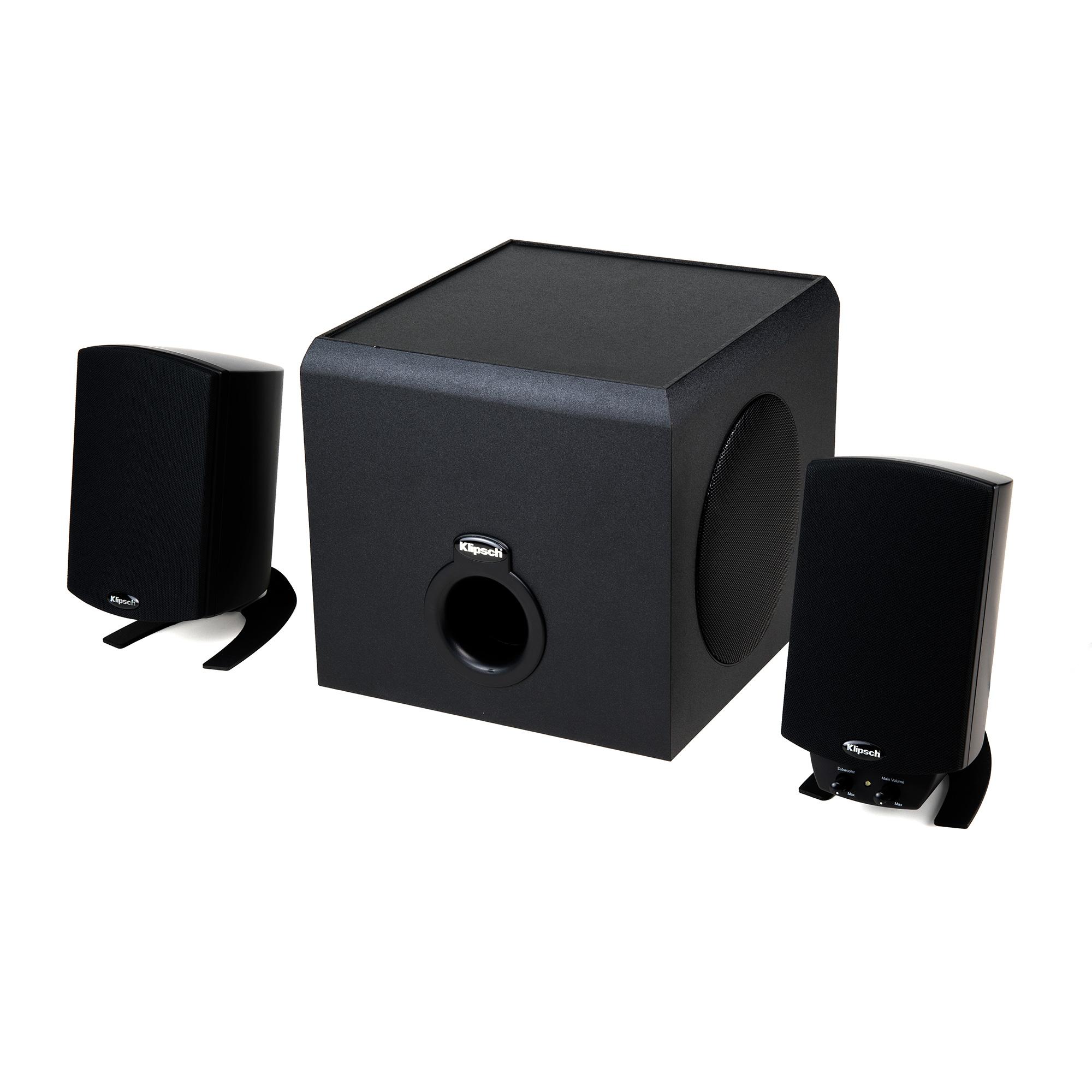 promedia 2 1 bluetooth computer speakers