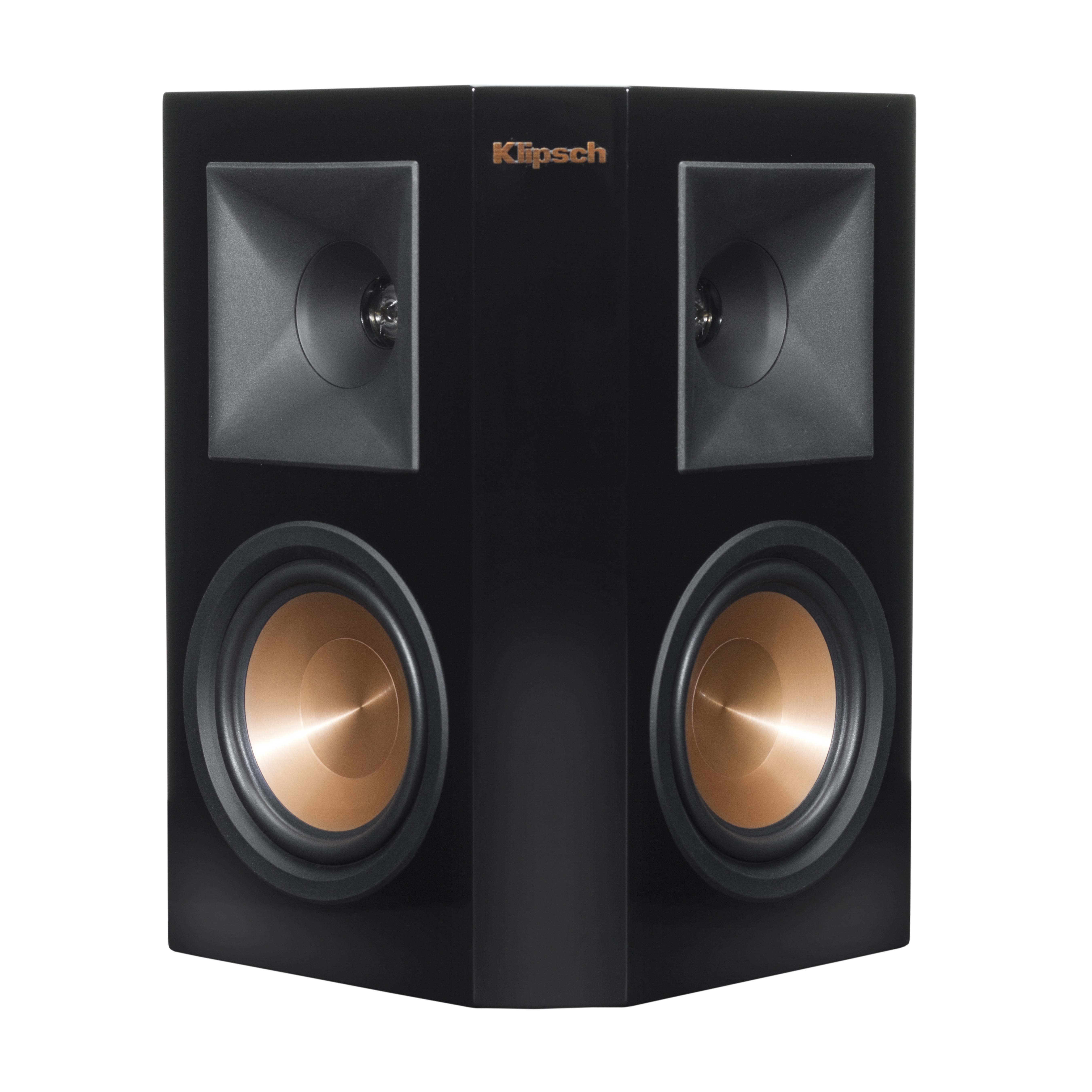 Rp 250 S Piano Black Front