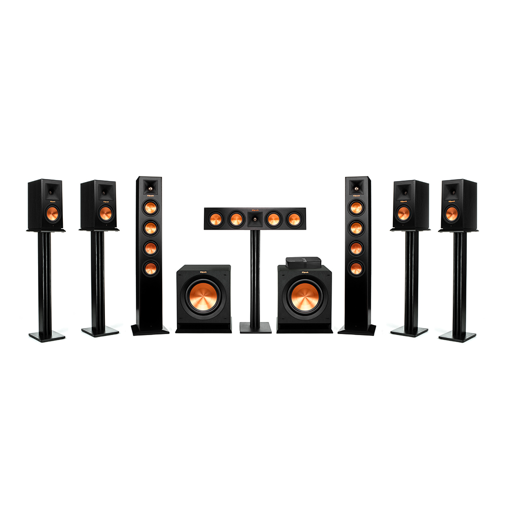 Reference Premiere HD Wireless 7.2-System
