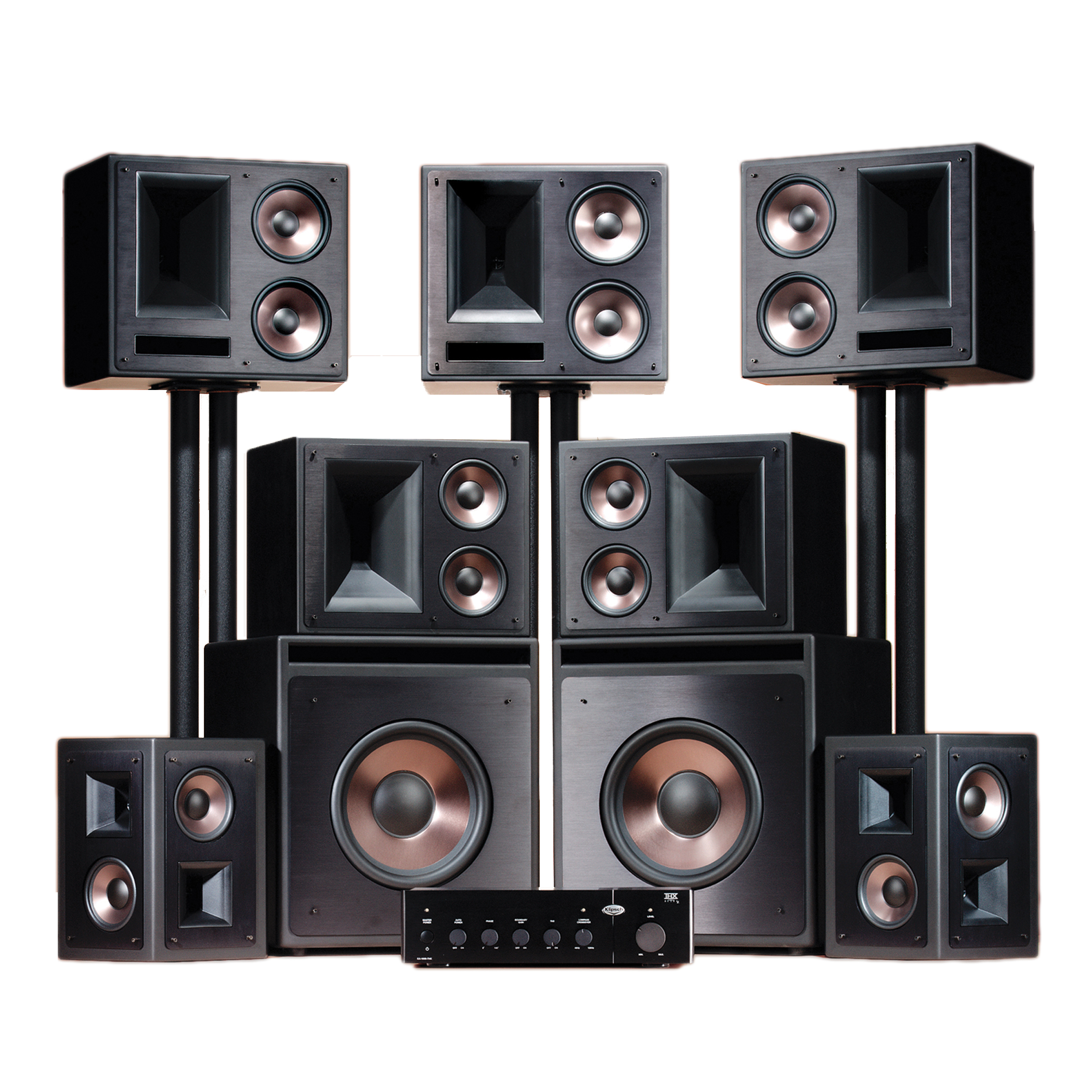 Perfect THX Ultra2 Home Theater System