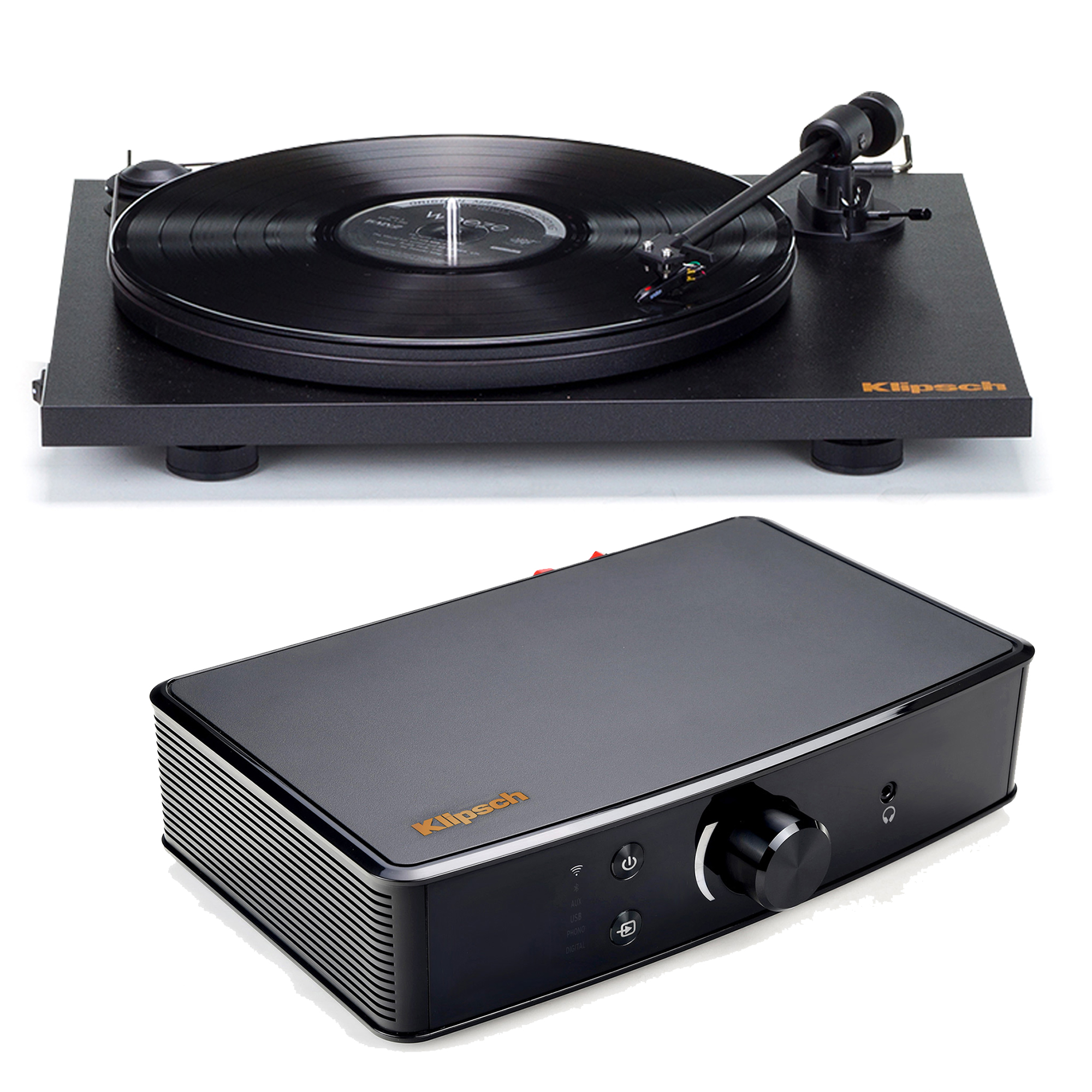 Klipsch Pro-Ject Turntable + PowerGate