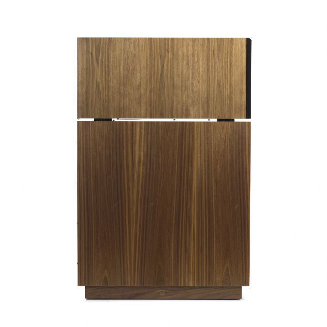 La  Scala  Side  Walnut