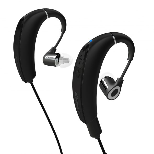 Klipsch earphones bluetooth - bluetooth cordless earphones with microphone