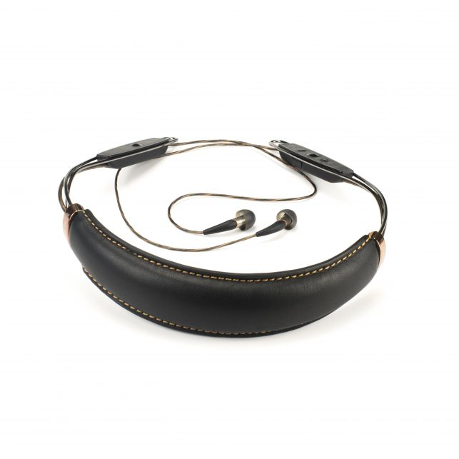 X12 Neckband Black Back 1342