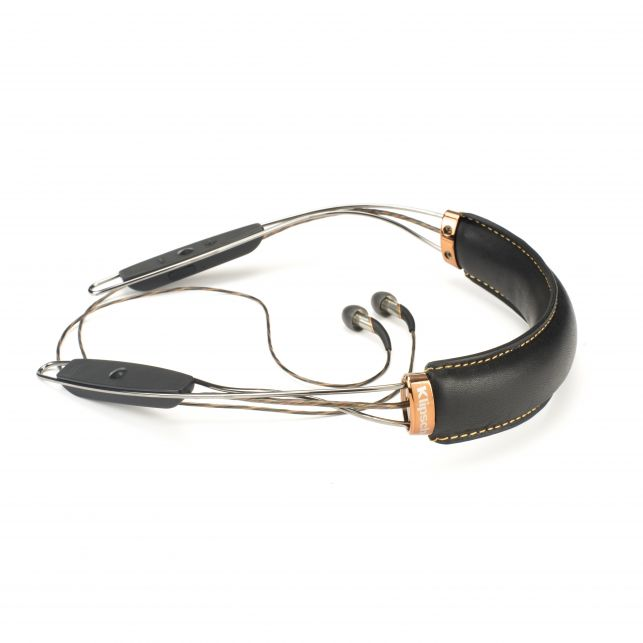 X12 Neckband Black Left 1369