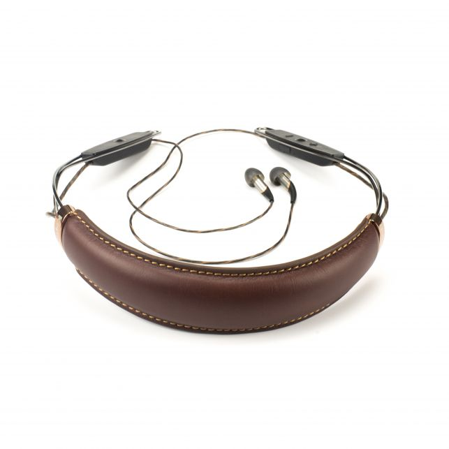 X12 Neckband Brown Back 1425