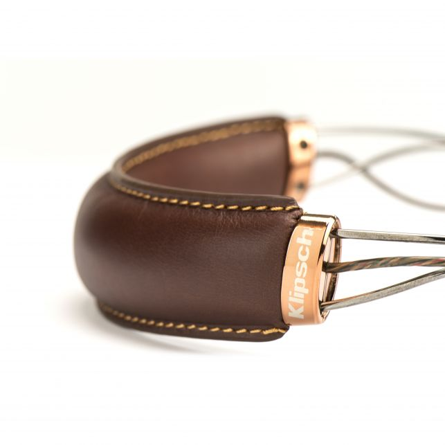 X12 Neckband Brown Leather 1289