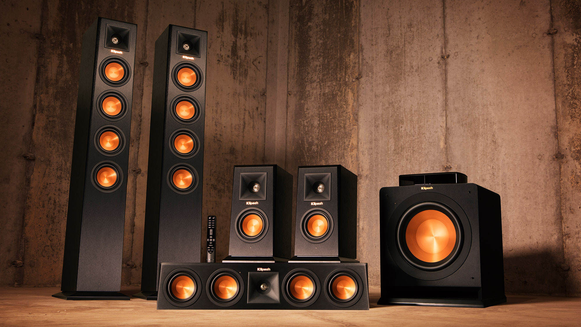 speakers, headphones & home audio | klipsch