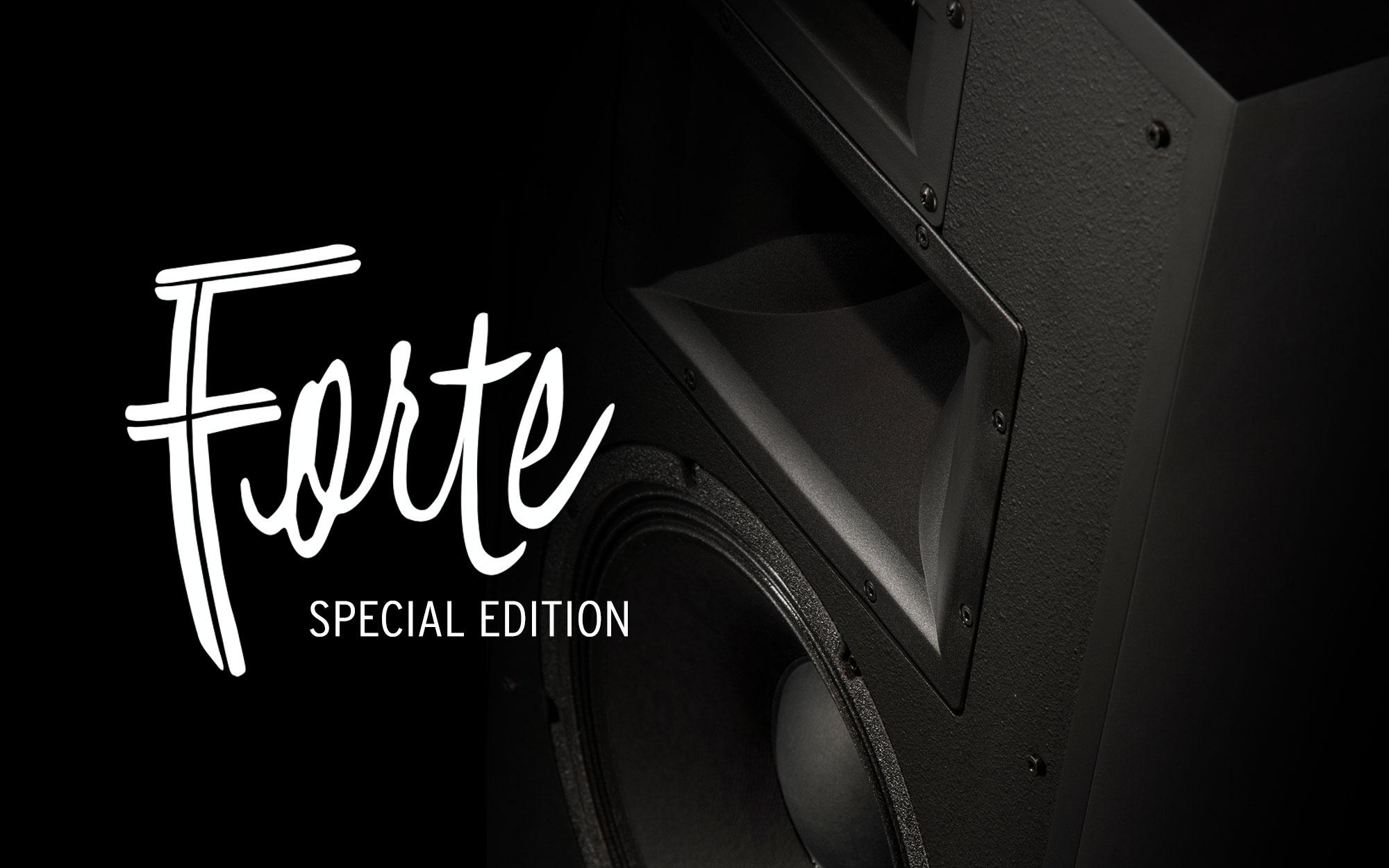 Forte III Special Edition