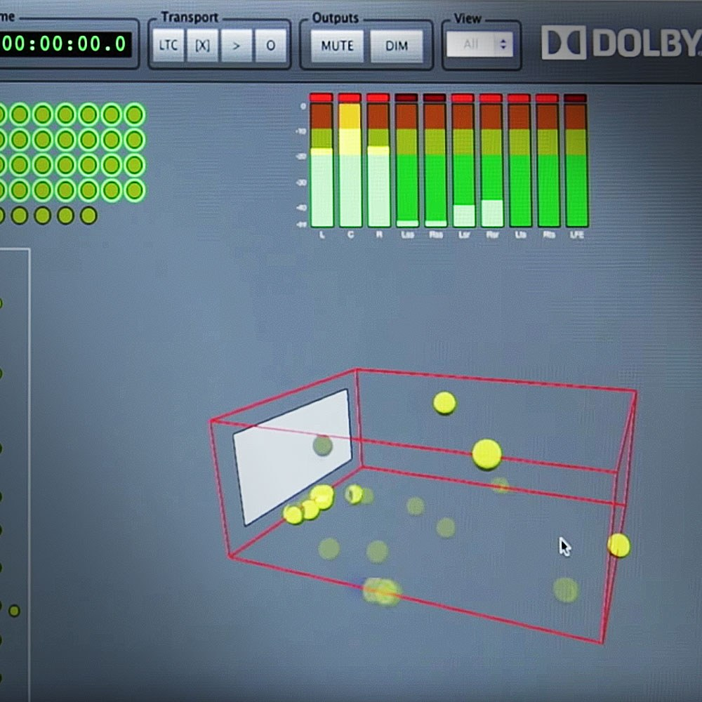 Klipsch Dolby Atmos Square E