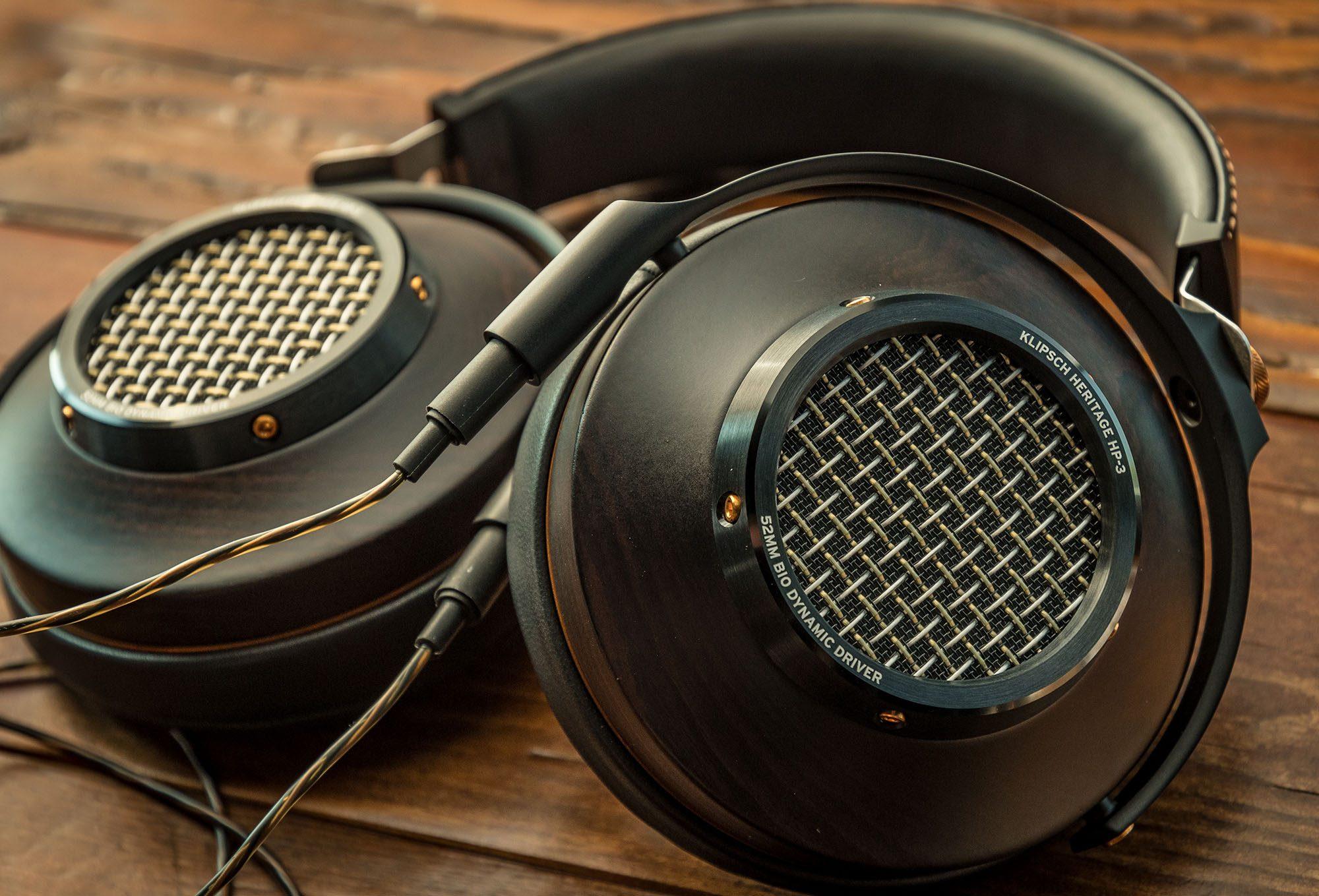Klipsch Heritage Headphones Hp 3