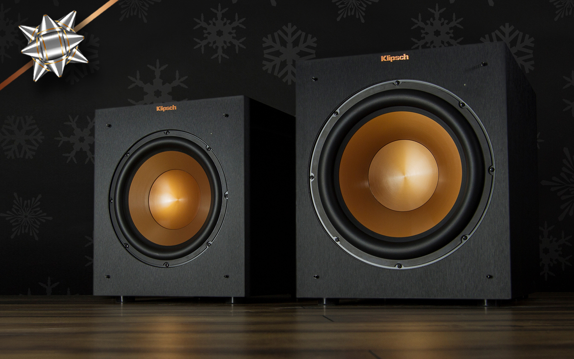 Klipsch Holiday 2017 Hero 1