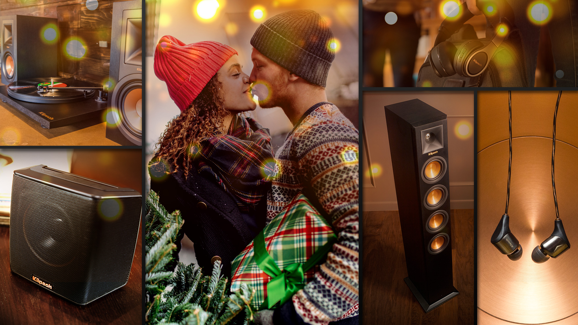 Klipsch Holiday Gift Guide Hero 2