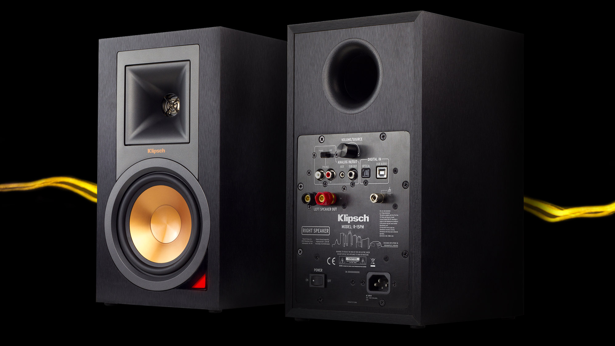 Speakers, Home Audio, & Headphones | Klipsch