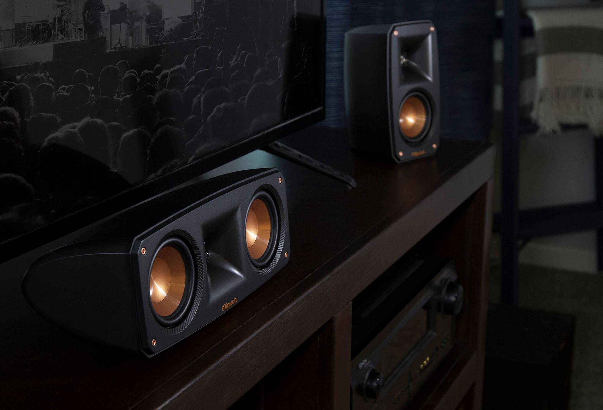 Reference Theater Pack Lifestyle Center Speaker