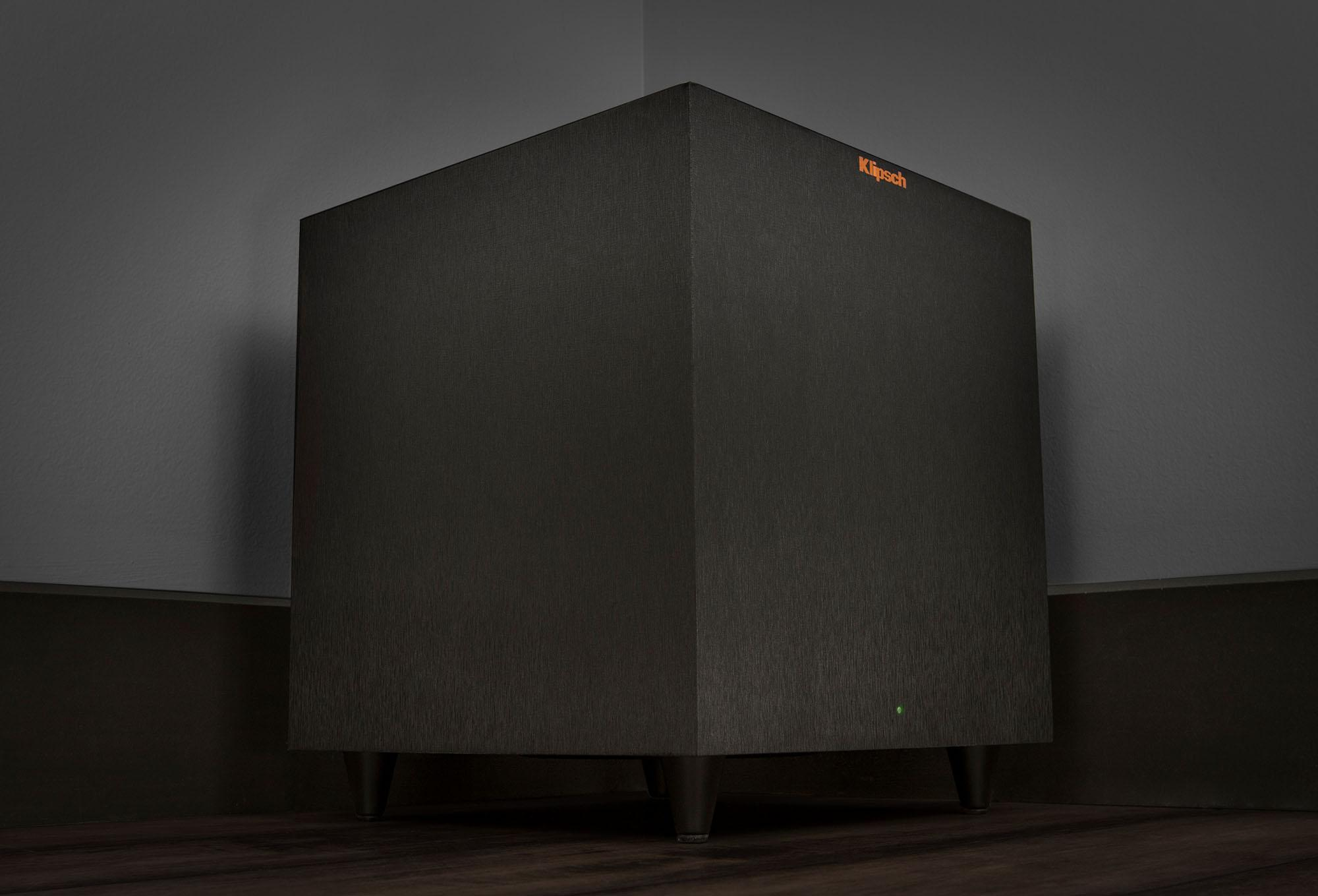 Reference Theater Pack Lifestyle Subwoofer