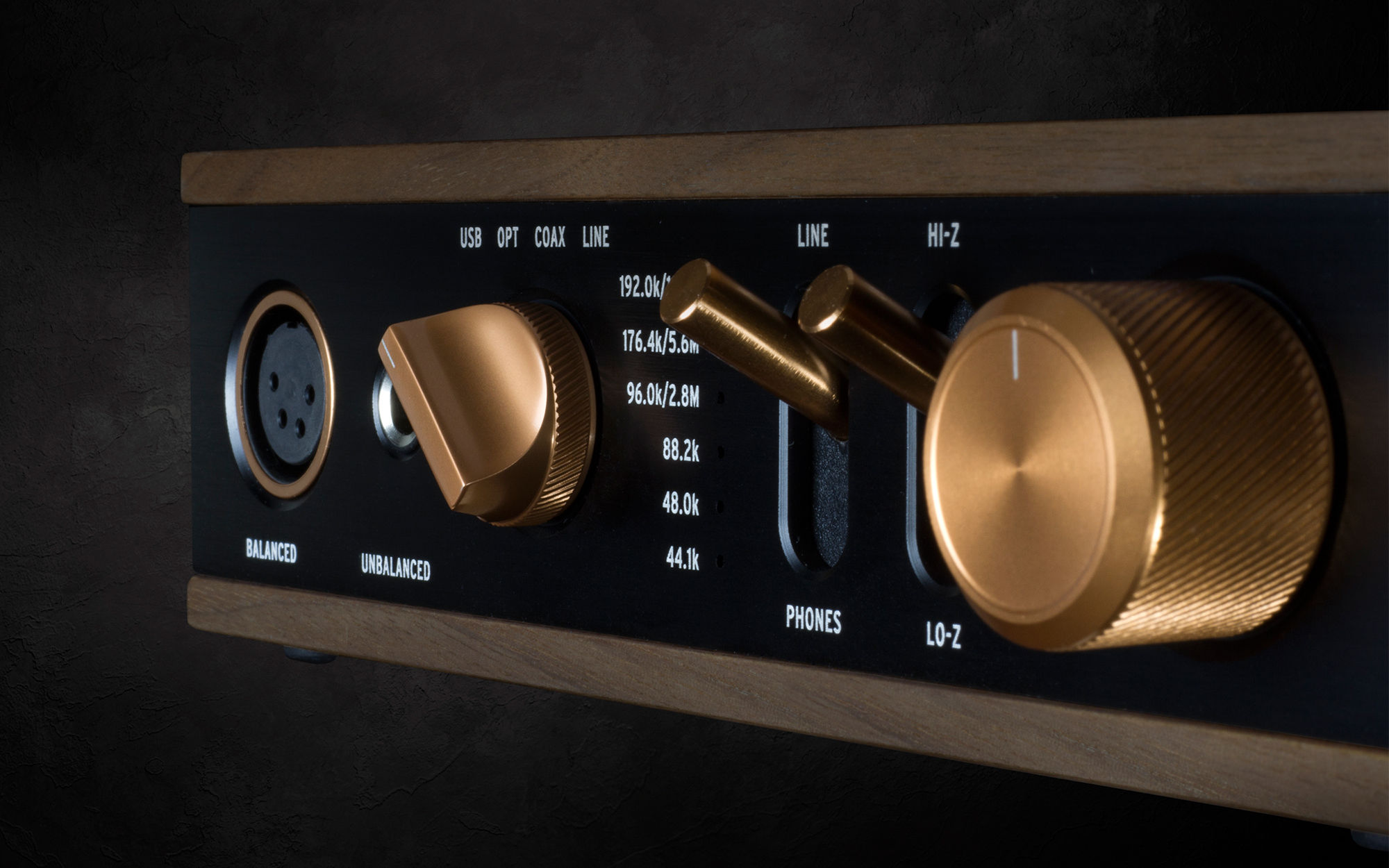 presentation heritage headphone amplifier Klipsch